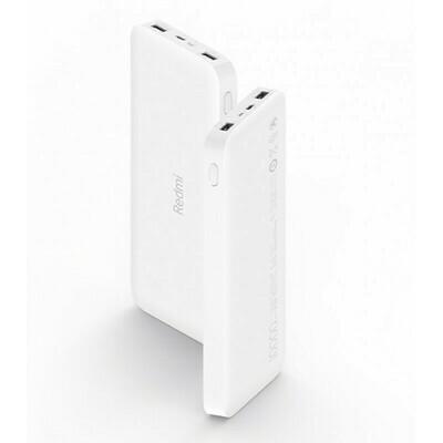 Внешний аккумулятор Redmi Power Bank 10000 mAh (Белый)