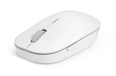 Мышь Xiaomi Mi Wireless Mouse White USB (Белый)