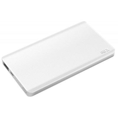 Внешний аккумулятор Xiaomi Mi ZMI QB805 5000 mAh (Белый)