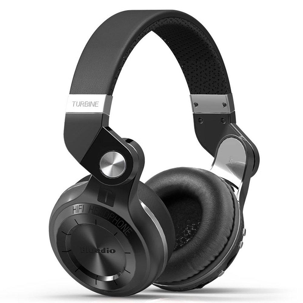 Наушники беспроводные Bluedio T2 Plus (Черный)