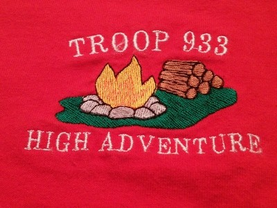 Troop T Shirt (Wicking)