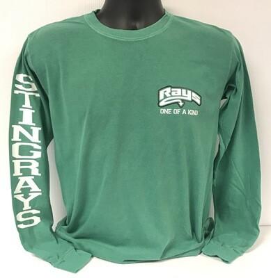 Green LS T-shirt