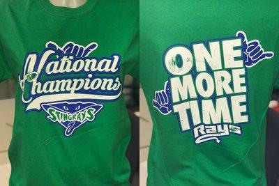 Stingrays National Champions