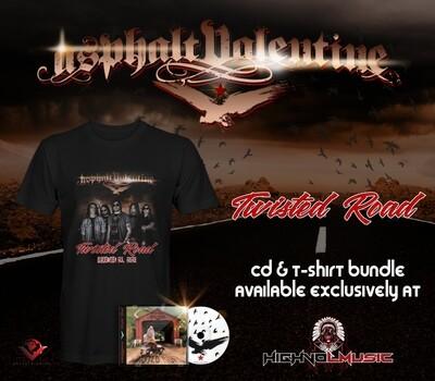 Asphalt Valentine - Twisted Road Bundle