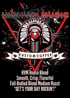 HVM - 'House Blend'