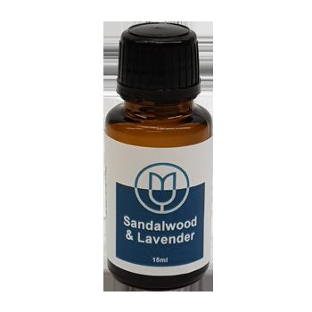Sandalwood Lavender 20ml