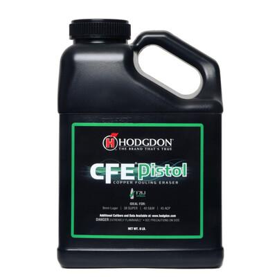 HODGDON CFE PISTOL POWDER - 8LB
