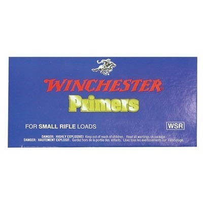 Winchester Small Rifle  primers / 1000