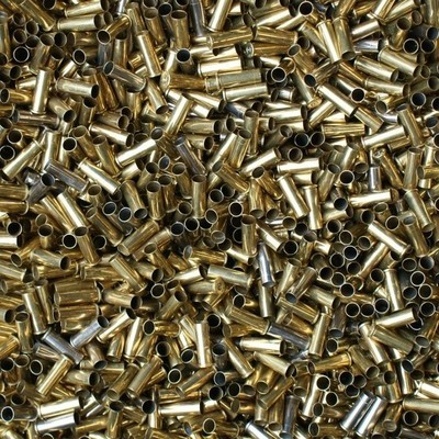 ONCE FIRED .357 MAG RANGE BRASS - 250