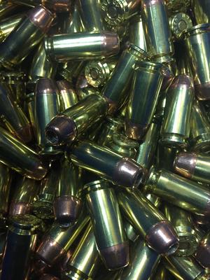 WASP 40 S&W 180gr HOLLOW POINT - Remanufactured ammunition Bulk Packaged-500