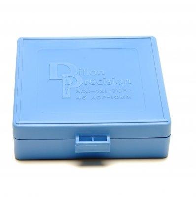 DILLON AMMUNITION BOXES .45 ACP (100 RD)