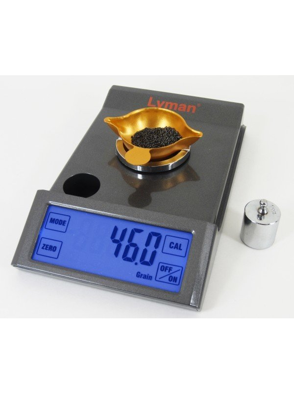 MICRO-TOUCH 1500 ELECTRONIC RELOADING SCALE