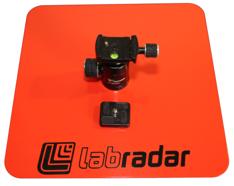 Bench Mount for Labradar