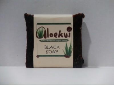 Black Aloekui Soap