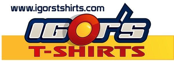 Igor's T-shirts