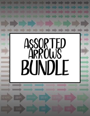 Bundle #23 - Arrows
