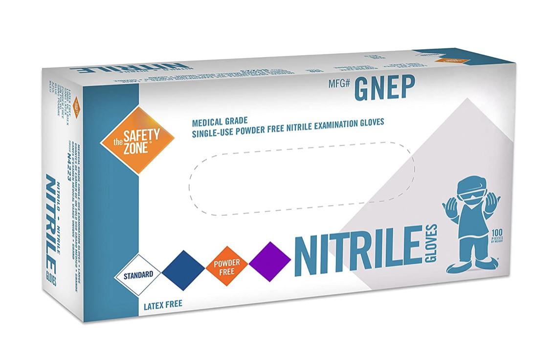 Gloves Nitrile
