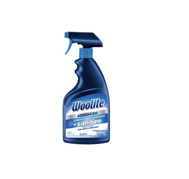 SANITIZER Woolite Advanced Stain & Odor Remover 22floz