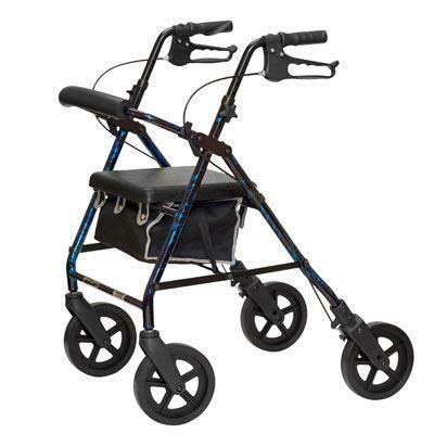 "Rollator 8"" Wheels CRX"