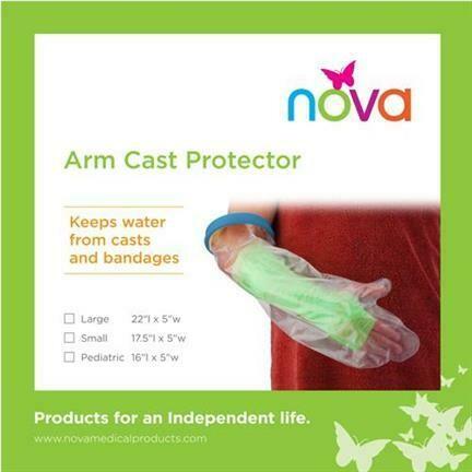 Arm Cast Protector (Reusable)