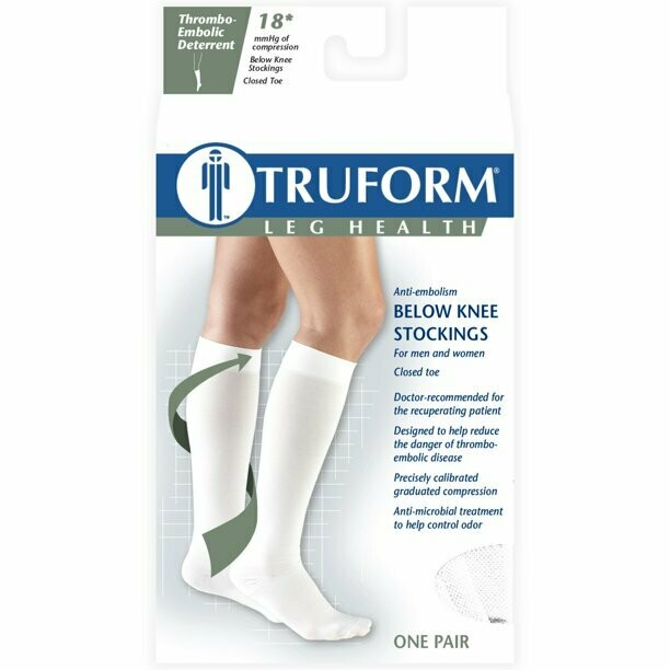 Compression Socks TRUFORM 18mmgh Knee High