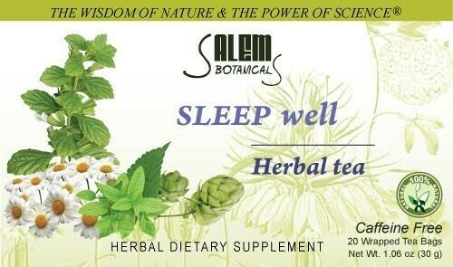 TEA - Sleep Well