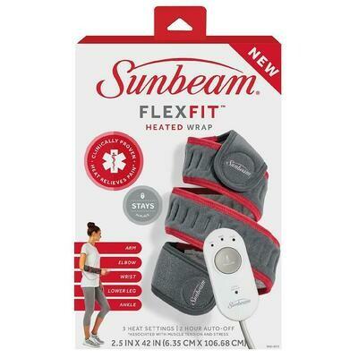 Heated Wrap- Sunbeam FlexFit