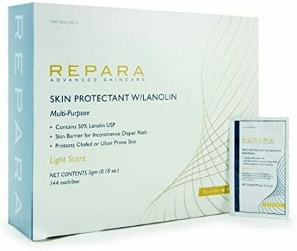 Skin Protectant W/Lanolin 5 Gram Individual Packet Sterile