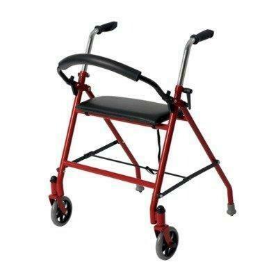 Rollator 2 wheel with seat DRIVE