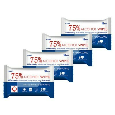 Alcohol Wipes 75%