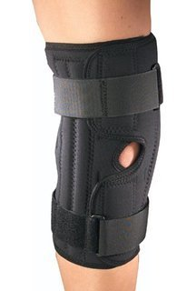 OTC Orthotex Knee Stabilizer Wrap with Hinged Bars