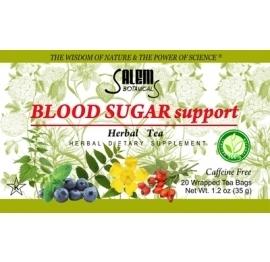 TEA - Blood Sugar Support