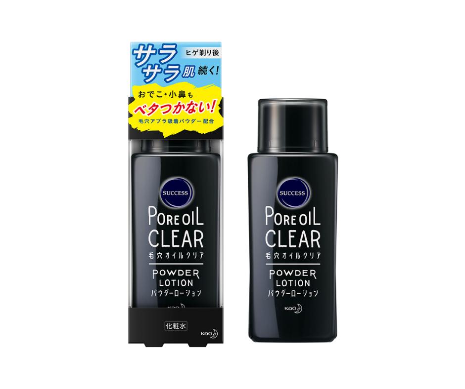 Success Pore Oil Clear Powder Lotion