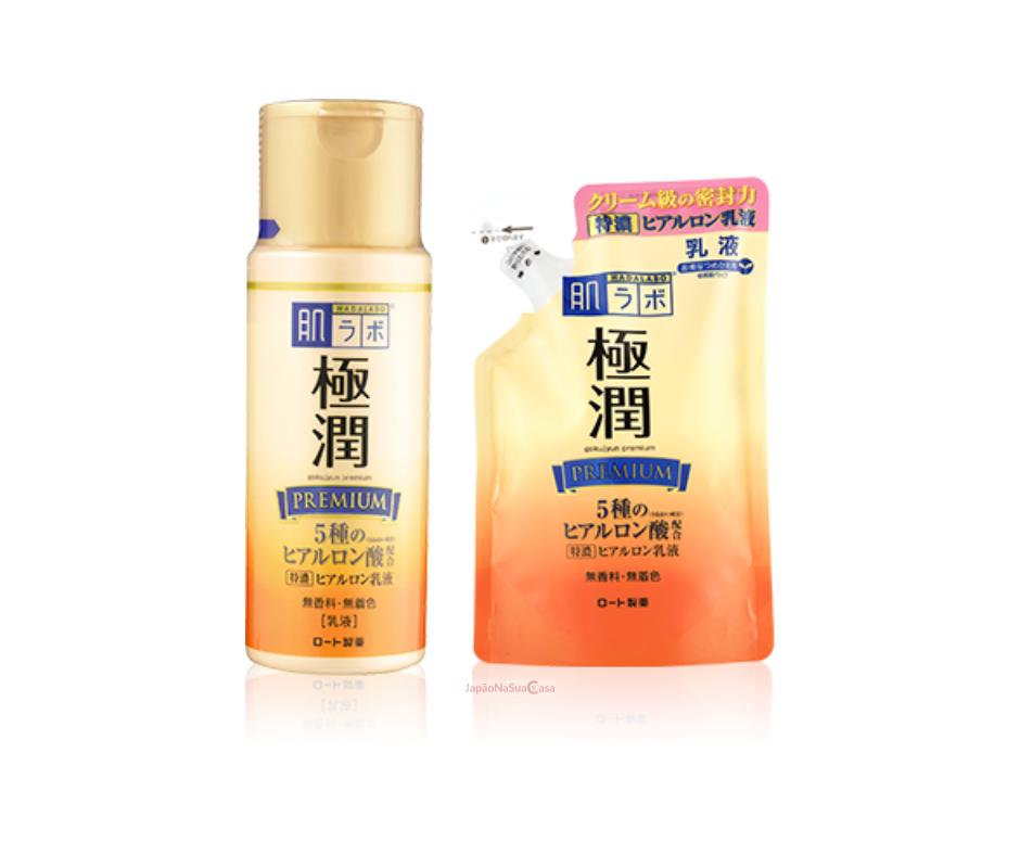 Gokujyun Premium Hyaluronic Milk Emulsion
