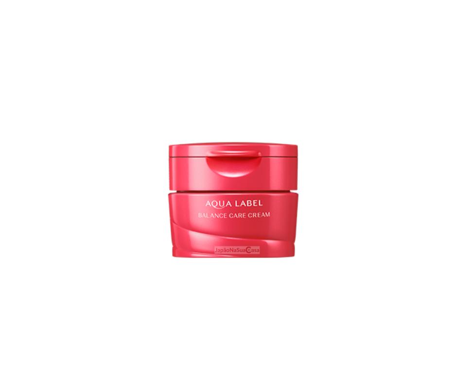 Shiseido AQUA LABEL Balance Care Cream