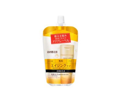 Shiseido AQUA LABEL Bouncing Care Milk Refil