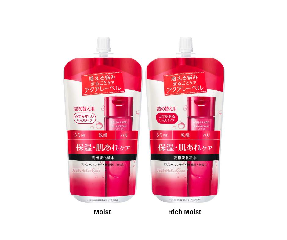 Shiseido AQUA LABEL Balance Care Refil