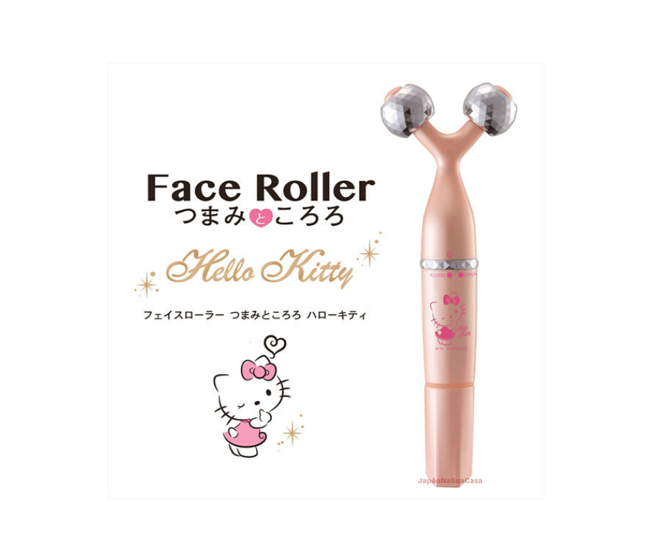ATEX Face Roller Knob Tokororo Hello Kitty