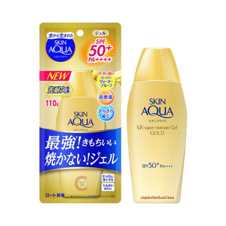 UV Super Moisture Gel Gold SPF50+ PA++++