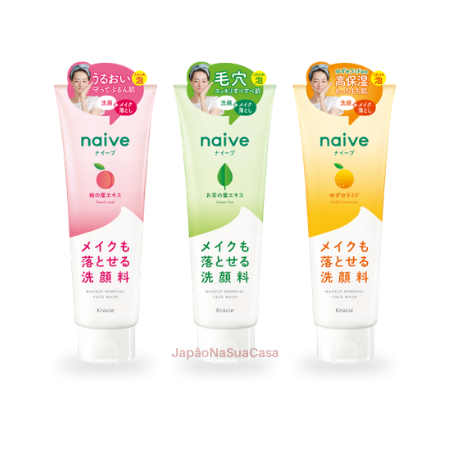 Naive Makeup Removal Face Wash