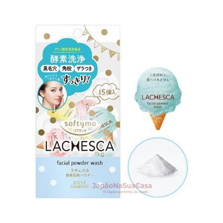 Softymo LACHESCA Facial Powder Wash