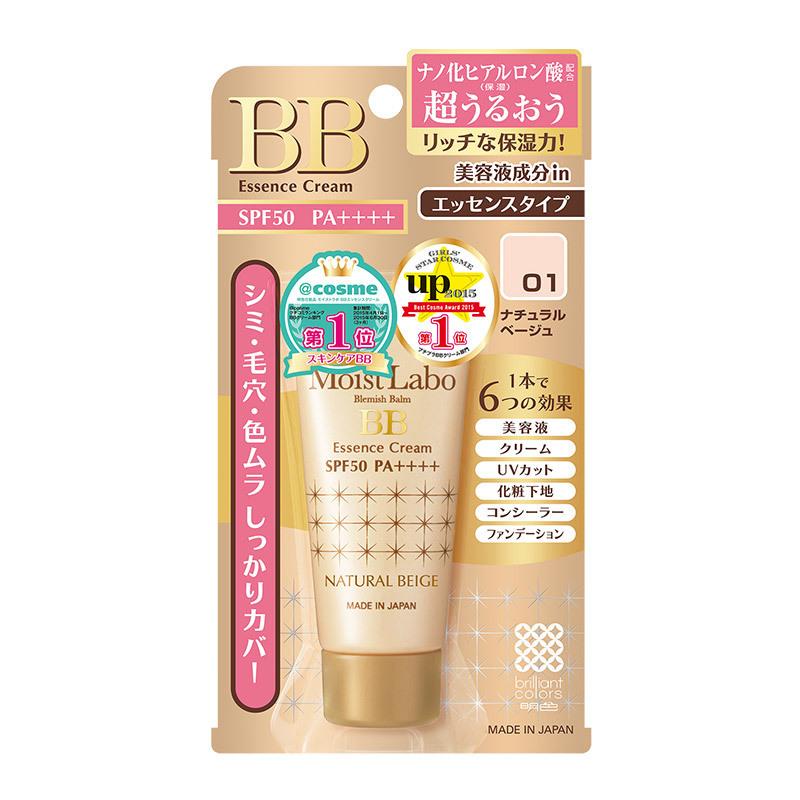 Meishoku Moist Labo BB Essence Cream SPF50 PA++++