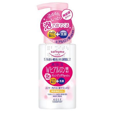 Kosé Softymo Foam Cleansing Wash - Hyaluronic Acid