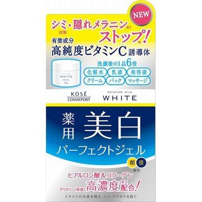 Kosé Moisture Mild WHITE Perfect Gel