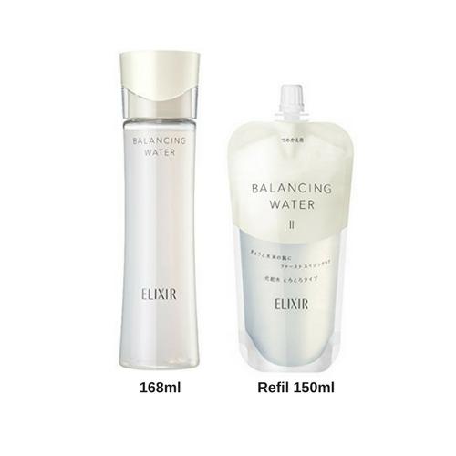 Shiseido ELIXIR REFLET Balancing Water