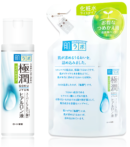 Gokujyun - Super Hyaluronic Acid Hydrating Lotion Light