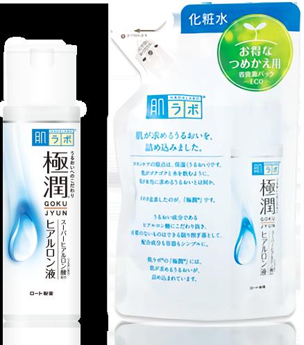 Gokujyun - Super Hyaluronic Acid Hydrating Lotion