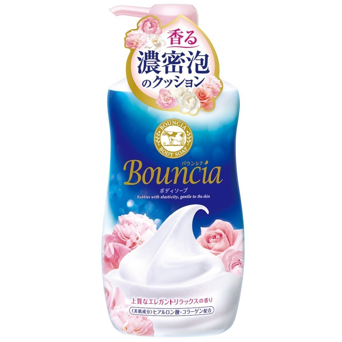 Bouncia Body Soap Feminine Bouquet