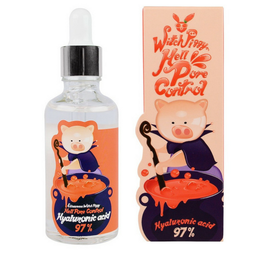 ELIZAVECCA ® Witch Piggy Hell Pore Control Hyaluronic Acid 97%