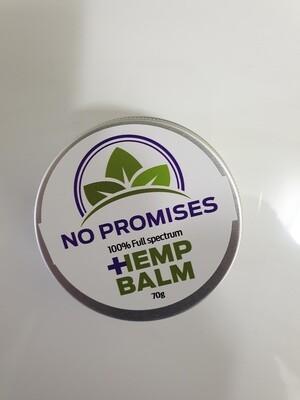 No Promises hemp Root Balm